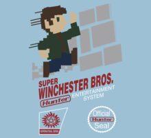 Super Winchester Bros Kids Clothes