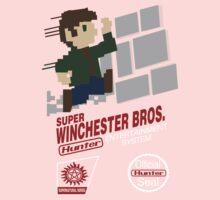 Super Winchester Bros Baby Tee