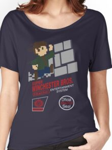 Super Winchester Bros Women's Relaxed Fit T-Shirt