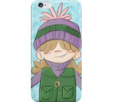 Snow Kid iPhone Case/Skin