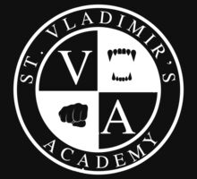St. Vladimir's (Vampire) Academy (dark-based) by dictionaried