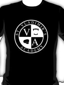 St. Vladimir's (Vampire) Academy (dark-based) T-Shirt