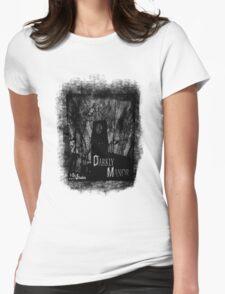 Darkly Manor Womens Fitted T-Shirt