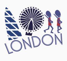 London Tour Kids Clothes