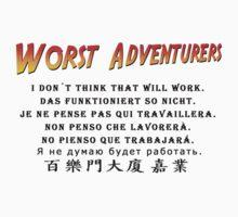 WORST ADVENTURERS - Thought so by haegiFRQ