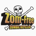 Zom-Free Zombie Repellent by Jeremy Kohrs