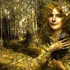 Forest Spirit by Yvonne Pfeifer