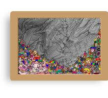 Humanitarian Relief Canvas Print