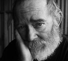 Self Portrait by Andrew  Makowiecki