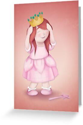 Fairy Princess by Digital Art with a Heart