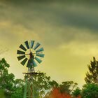 Wingham Windmill 01 by kevin chippindall