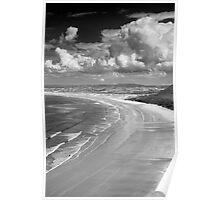 Rhossili Bay, Gower Peninsula Poster