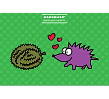 Durian Love Photographic Print