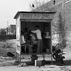 Barber shop by docophoto