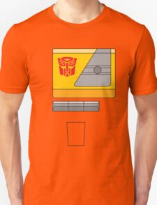 Blaster - Transformers 80s T-Shirt