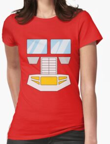 Optimus Prime - Transformers 80s Womens Fitted T-Shirt