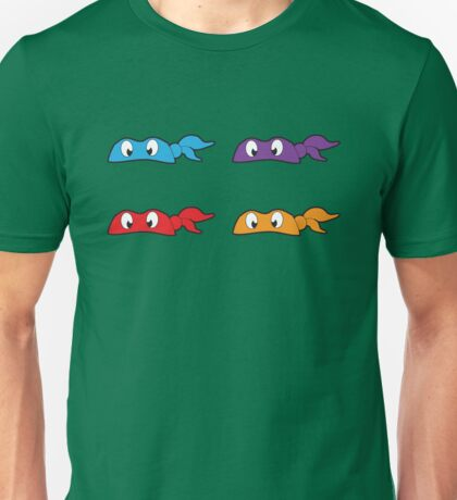 TMNT: Teenage Mutant Ninja Turtles Unisex T-Shirt