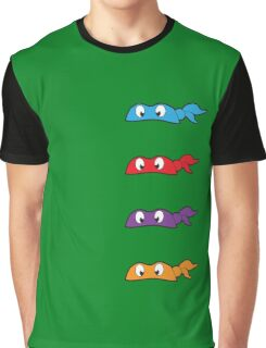TMNT: Teenage Mutant Ninja Turtles Graphic T-Shirt