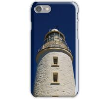 Bruny Island Lighthouse, Tasmania iPhone Case/Skin