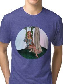 Fantasy Swing Tri-blend T-Shirt