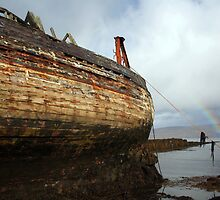 Desolate Boat by James-Williams