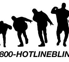 HOTLINEBLING EVOLUTION by IamShouta