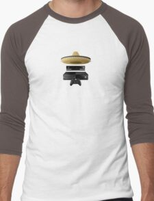 Xbox Juan - Colored Men's Baseball ¾ T-Shirt