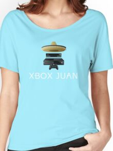 Xbox Juan - Colored Women's Relaxed Fit T-Shirt