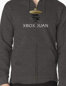 Xbox Juan - Colored Zipped Hoodie
