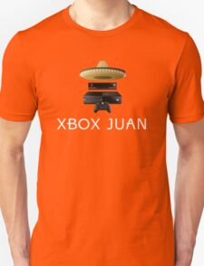 Xbox Juan - Colored Unisex T-Shirt
