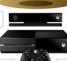 Xbox Juan - Colored Sticker