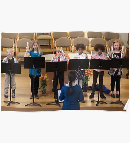 Chime Choir Poster