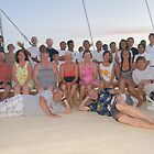Guests & Crew - Raja Ampat 2013 by Andrew Trevor-Jones