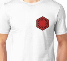 Star Wars: First Order Emblem Unisex T-Shirt
