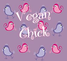 Vegan Chick by veganese