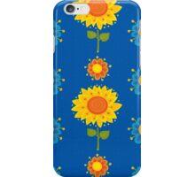 Sunflowers Pattern iPhone Case/Skin