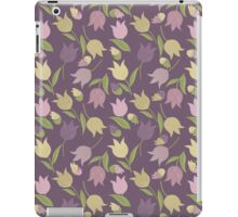 Tulips Pattern  iPad Case/Skin