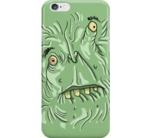 Slimy Green iPhone Case/Skin