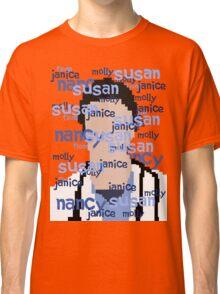 JD - Names Classic T-Shirt