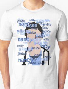 JD - Names T-Shirt