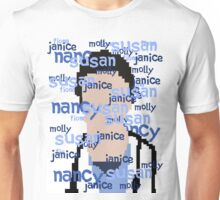 JD - Names Unisex T-Shirt