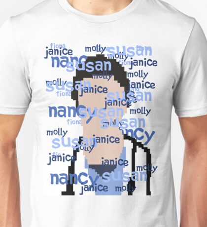 JD - Names Unisex T-Shirt