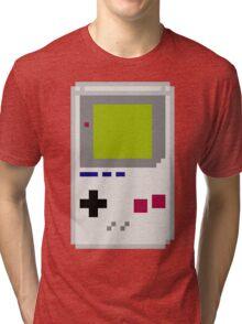 Dot Matrix with Stereo Sound Tri-blend T-Shirt