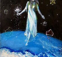 White Goddess by AishaCabha