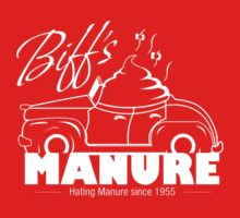 Biff's Manure (full size) One Piece - Short Sleeve
