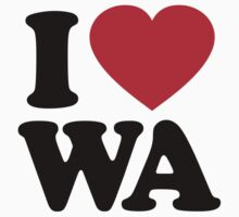 I Love WA by iheart
