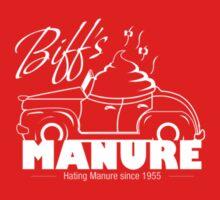 Biff's Manure (small size) Kids Tee