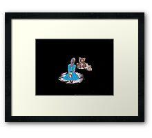 Jimmy-ism Framed Print