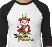 Soldier of Fortune Men's Baseball ¾ T-Shirt