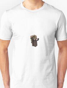 Minecraft Villager Unisex T-Shirt